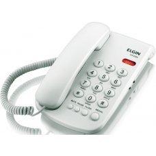 Telefone com Fio TCF 2000 Branco - ELGIN