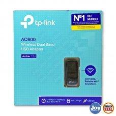 Adaptador Wireless Dual Band Usb Ac600 Archer T2u Tp link