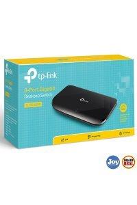 Switch 8 Portas Gigabit Tp-Link TL-SG1008D 10/100/1000Mbps